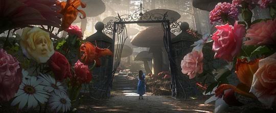 Alice in Wonderland by Tim Burton